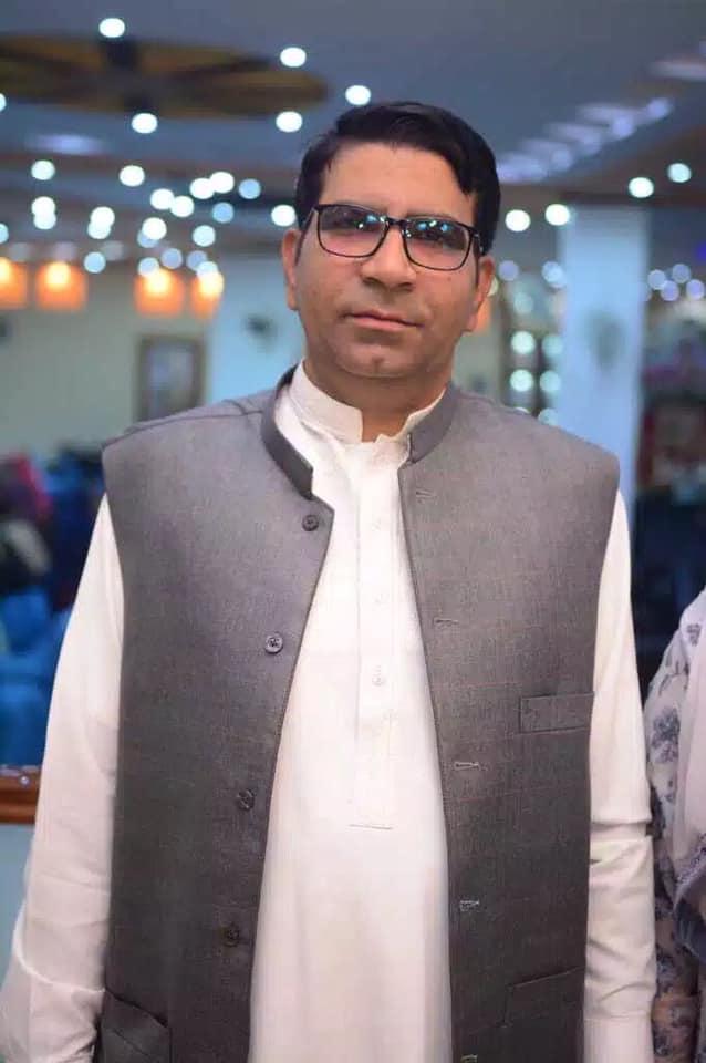 Herr M. Akram